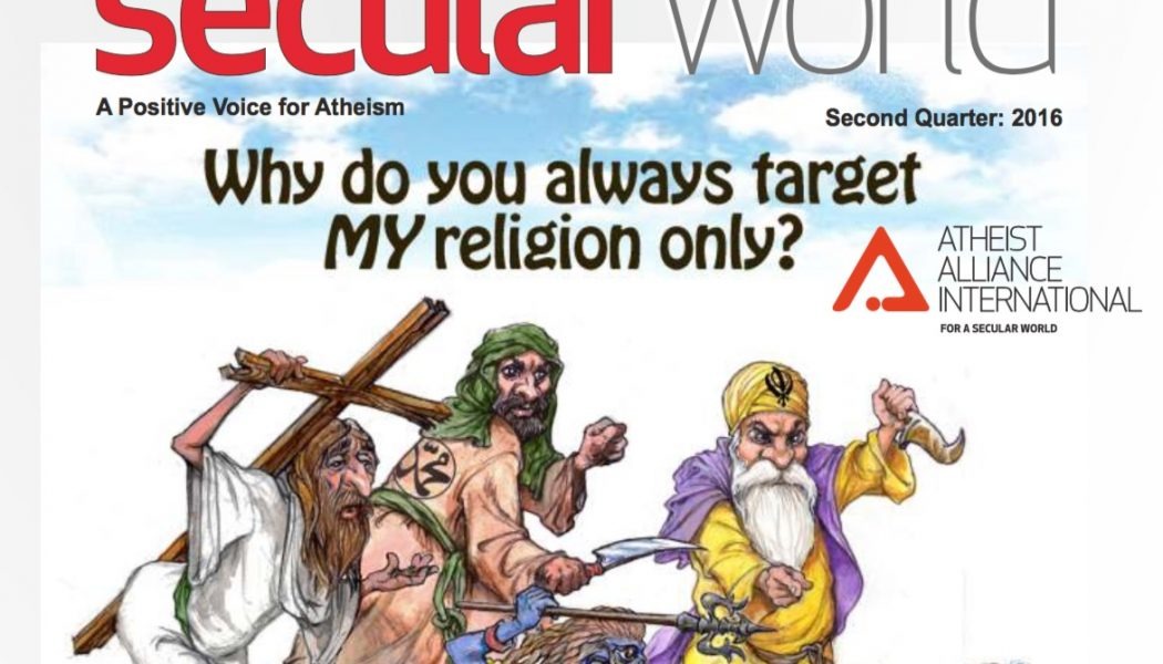 Secular World Magazine – Q2 2016