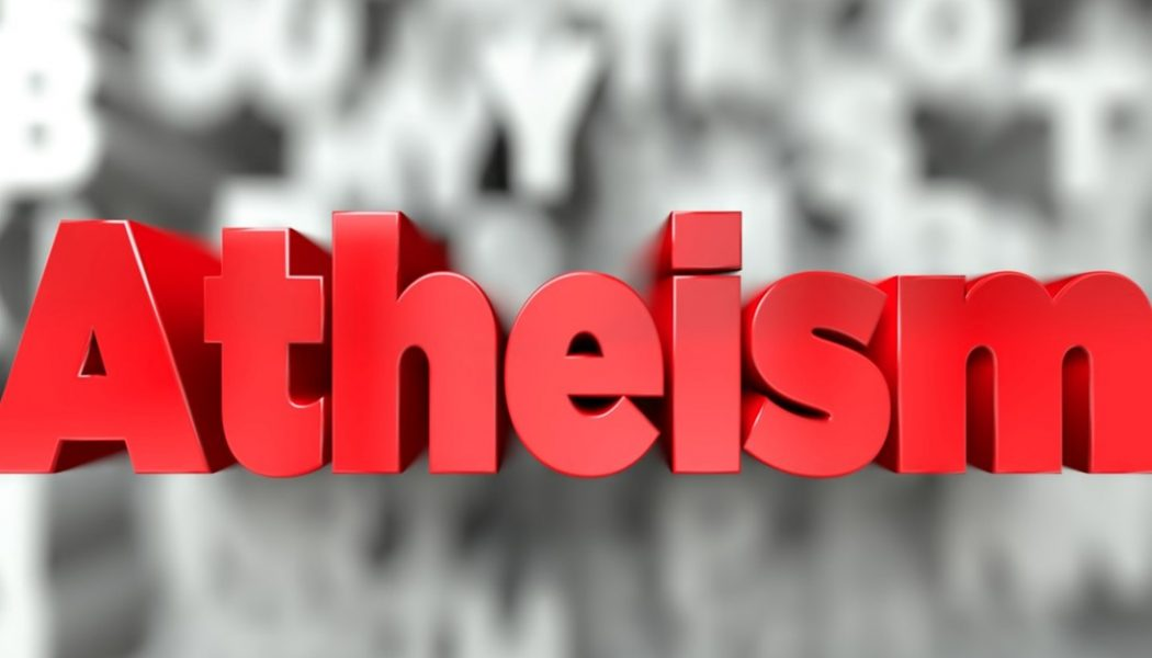 About atheism