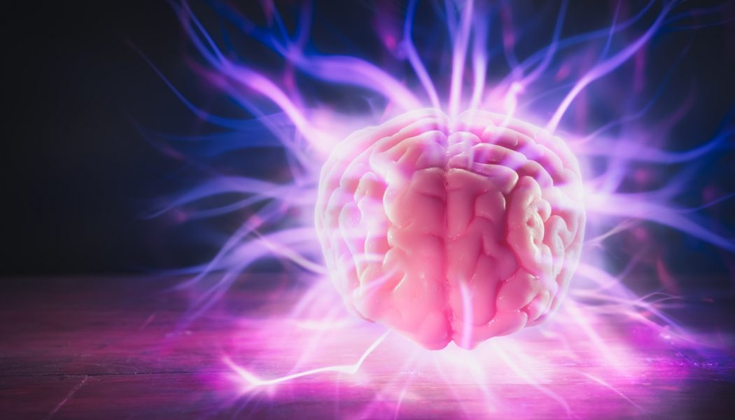 Fotolia electric brain