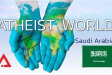 Atheist World header image - Saudi Arabia