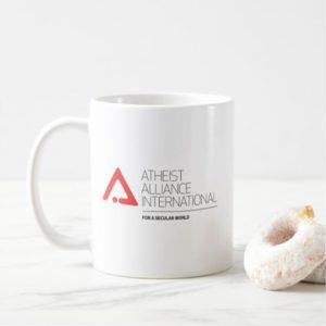 AAI branded mug