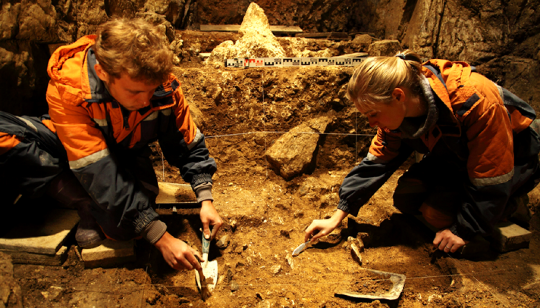 Excavating the Denisovan cave in the Altai Mountains