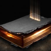 Magically Glowing Bible