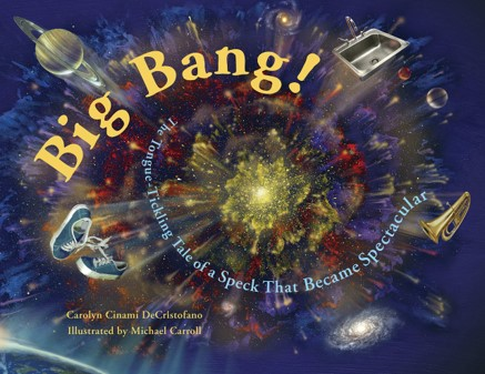 Big Bang - a Speck That Became Spectacular