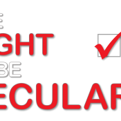 The Right to be Secular logo