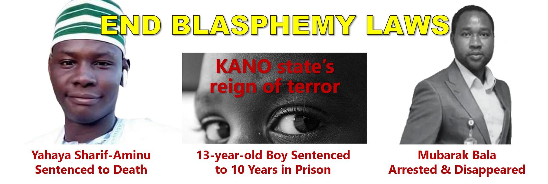 Kano State Blasphemy purge