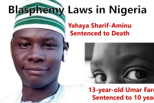 blasphemy laws in Nigeria