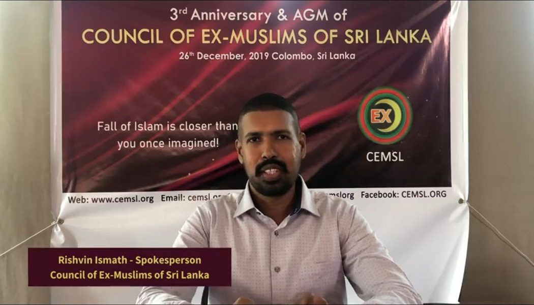 AAI Sri Lankan Affiliate Spokesman Receives Serious Death Threat