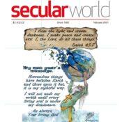 Secular World February 2021